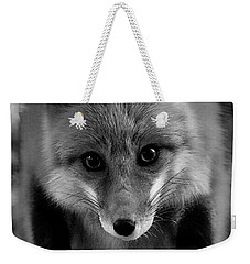 Face To Face Weekender Tote Bag by Adam Olsen