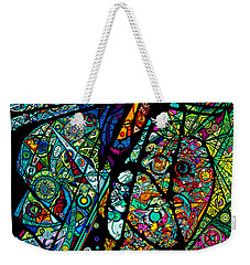 Facets Of Love Weekender Tote Bag