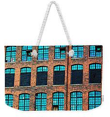 Factory Windows Weekender Tote Bag