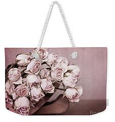 Fade Away Weekender Tote Bag by Priska Wettstein