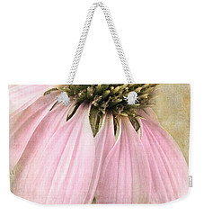 Faded Coneflower Weekender Tote Bag