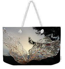 Faerie Wings Weekender Tote Bag by Katie Wing Vigil