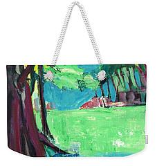 Fairway In Early Spring Weekender Tote Bag