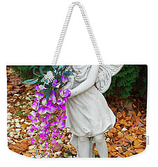 Fairy Weekender Tote Bag by Aimee L Maher Photography and Art Visit ALMGallerydotcom