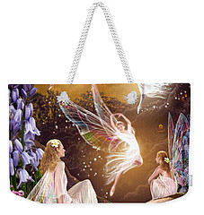 Fairy Ballet Weekender Tote Bag by Garry Walton