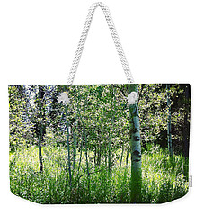 Fairy Circle Weekender Tote Bag