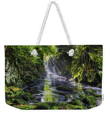 Fairy Glen Weekender Tote Bag