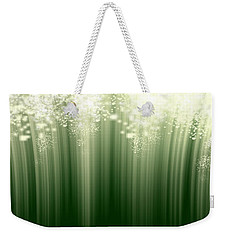 Fairy Grass Weekender Tote Bag