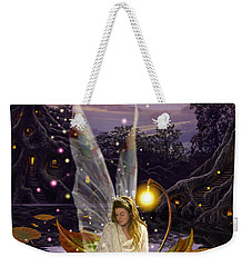 Fairy Princess Weekender Tote Bag by Garry Walton