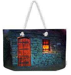 Fairy Tale Cabin Weekender Tote Bag
