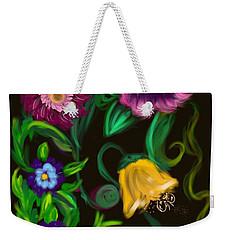 Fairy Tale Flowers Weekender Tote Bag
