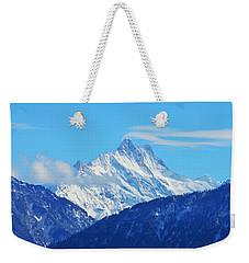 Fairy Tale In Alps Weekender Tote Bag by Felicia Tica