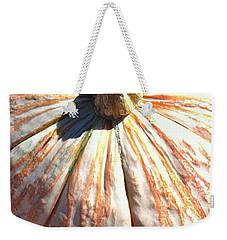 Fairy Tale Pumpkin Weekender Tote Bag by Denyse Duhaime