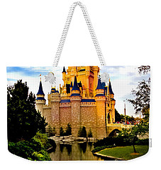 Fairy Tale Twilight Weekender Tote Bag by Greg Fortier