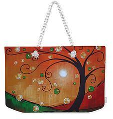 Fairy Tree Weekender Tote Bag