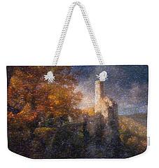 Fairyland Castle Weekender Tote Bag