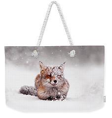 Fairytale Fox II Weekender Tote Bag