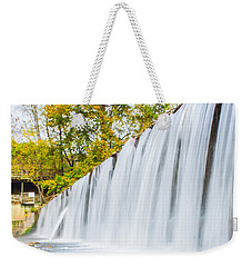 Fall At Buck Creek Weekender Tote Bag