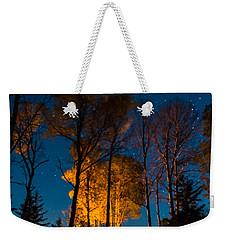 Fall At The Ponderosa Weekender Tote Bag