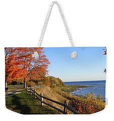 Fall Beauty Weekender Tote Bag