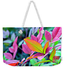 Fall Brilliance Weekender Tote Bag