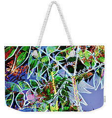Fall Color Collage Weekender Tote Bag