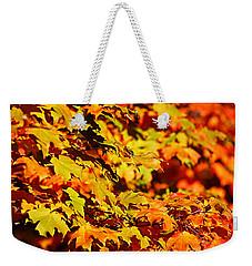 Fall Foliage Colors 13 Weekender Tote Bag
