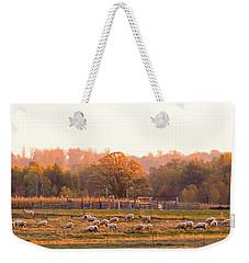 Fall Graze Weekender Tote Bag