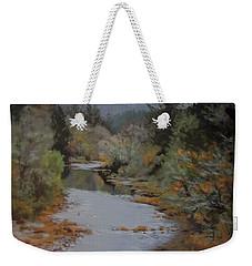 Fall Harmonies Weekender Tote Bag
