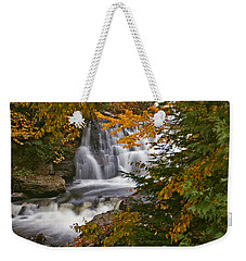 Fall In Fall - Chute Au Rats Weekender Tote Bag