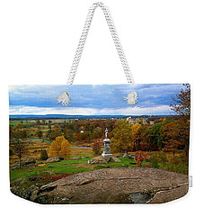 Fall In Gettysburg Weekender Tote Bag
