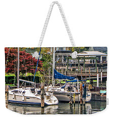 Fall Memory Weekender Tote Bag by Tammy Espino