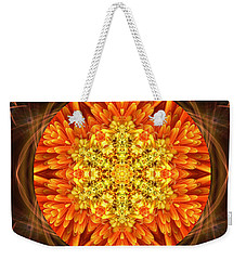 Fall Nature Spirit Weekender Tote Bag