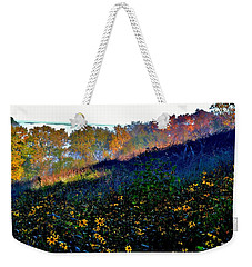 Fall On Garvin Heights Weekender Tote Bag