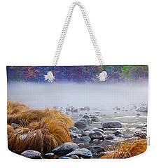 Fall On The Merced Weekender Tote Bag