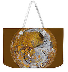 Fall Orb Weekender Tote Bag