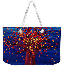 Fall Tree Fantasy By Jrr Weekender Tote Bag