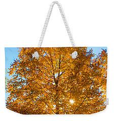 Fall Tree Weekender Tote Bag