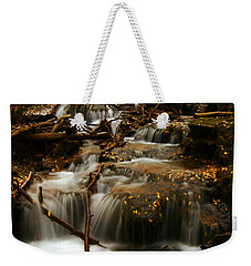 Fall With Grace Weekender Tote Bag by Jeremy Rhoades