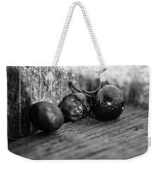 Fallen Berries Weekender Tote Bag