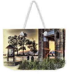 Falling Star Weekender Tote Bag