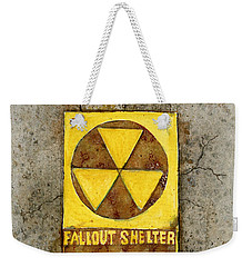 Fallout Shelter #1 Weekender Tote Bag