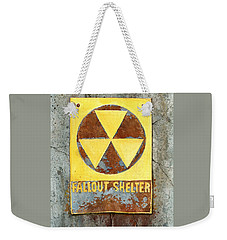 Fallout Shelter #2 Weekender Tote Bag