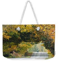 Falls Archway  Weekender Tote Bag by Brenda Brown