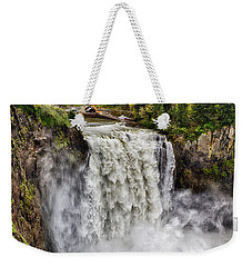 Falls In Love Weekender Tote Bag