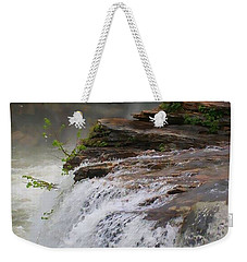 Falls Of Alabama Weekender Tote Bag