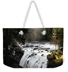 Waterfall Magic Weekender Tote Bag