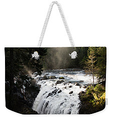 Waterfall Magic Weekender Tote Bag