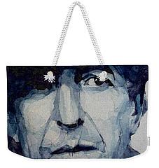Famous Blue Raincoat Weekender Tote Bag