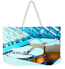 Fans From The Floor Weekender Tote Bag